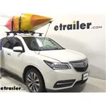 Inno J-Style Kayak Carrier with Tie-Downs Review