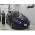 Inno  Roof Bike Racks Review - 2011 Honda Fit