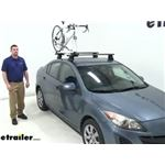 Inno Roof Bike Racks Review - 2011 Mazda 3