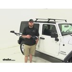 Inno  Roof Bike Racks Review - 2015 Jeep Wrangler Unlimited