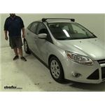 Inno  Roof Rack Review - 2012 Ford Focus