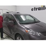 Inno  Roof Rack Review - 2015 Toyota Sienna