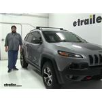 Inno  Roof Rack Review - 2016 Jeep Cherokee