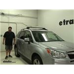 Inno  Roof Rack Review - 2016 Subaru Forester