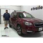 Inno  Roof Rack Review - 2017 Subaru Forester