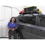 Inno Shaper 100 Roof Cargo Basket Review