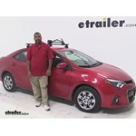 Inno  Watersport Carriers Review - 2014 Toyota Corolla