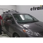Inno  Watersport Carriers Review - 2015 Toyota Sienna