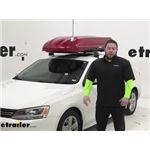 Inno Wedge Plus Rooftop Cargo Box Review