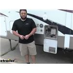 JR Products Water Heater Door Latch Review and Installation