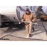 Lippert Travel Trailer JT's Strong Arm Jack Stabilizer Kit Review