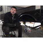 Kodiak Disc Brake Kit Installation