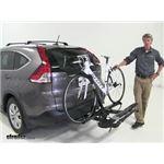 Kuat  Hitch Bike Racks Review - 2012 Honda CR-V
