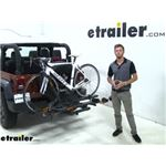Kuat Hitch Bike Racks Review - 2014 Jeep Wrangler