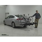 Kuat  Hitch Bike Racks Review - 2016 Ford Fusion