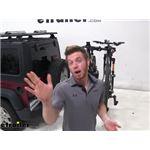 Kuat Pivot 2 Swing Away Bike Rack Hitch Extender Review