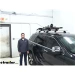 Kuat Ski and Snowboard Racks Review - 2014 Jeep Grand Cherokee