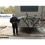 Lets Go Aero Hitch Bike Racks Review - 2017 Thor Four Winds Motorhome