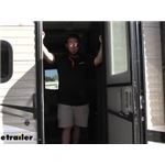 Lippert RV Entry Door Threshold Replacement Review