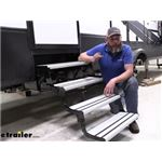Lippert RV Alumi-Tread Manual Pull-Out Steps Review