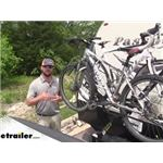 Lippert Jack-It 2 Bike Rack for A-Frame Trailers Review