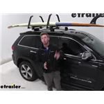 Lockrack Stand-Up Paddle Board Carrier Review and Installation