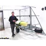 Malone MegaSport Trailer 1 Kayak Bunk Kit Review