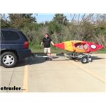 Malone EcoLight 2 Kayak Sport Trailer Review