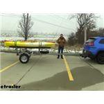 Malone MicroSport Heavy Boat Trailer Review