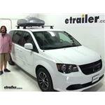 Best Dodge Grand Caravan Roof Box Etrailer Com