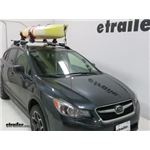 Malone SaddleUp Pro Kayak Carrier Review