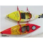 Malone Sling Kayak Storage System Review