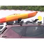 Malone SeaWing Kayak Carrier Stinger Load Assist Review