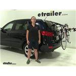 Malone  Trunk Bike Racks Review - 2008 Hyundai Santa Fe