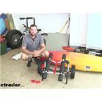 Malone WideTrakAT Kayak and Canoe Cart Review