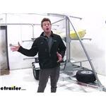 Wire Storage Basket for Malone MegaSport Kayak Trailer Review