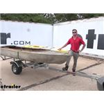 Malone XtraLight LowMax 2 Kayak Trailer Review