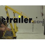 Maxx Tow Hitch Crane Review