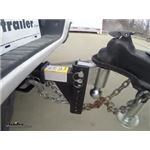 MaxxTow Adjustable 2 Ball Mount Review