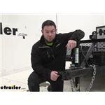 MaxxTow Surge Brake Actuator Coupler Latch Lock Review