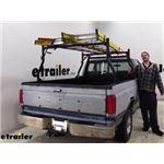 MaxxTow MaxxHaul Truck Bed Ladder Rack Review