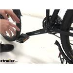 Montague Folding Bikes Folding Pedals Review