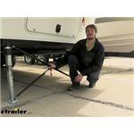 MORryde 5th Wheel Cross Brace Landing Gear Stabilizer Review