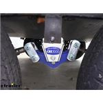 MORryde Tandem Axle Trailer Rubber Equalizers Installation