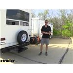 Mount-n-Lock GennyGo RV Bumper-Mounted Generator and Cargo Carrier Kit Review