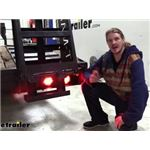 Optronics Miro-Flex LED Trailer Tail Light Review and Installation