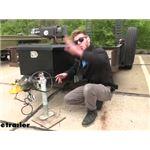 Optronics 7-Way Trailer Harness Plug Protector Installation