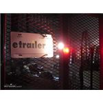 Optronics LED Trailer License Plate Light Installation