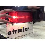 Optronics ONE LED Trailer Tail Light Installation