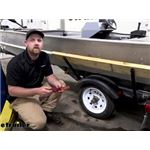 Optronics Red and Amber Trailer Reflector Kit Review and Installation
